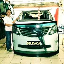 Kaca mobil Honda Jazz Brio Mobilio CRV BRV