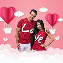 Valentine s Dress & Tshirt - 2020