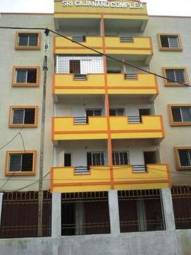 2BHK New apartment available for rent at Gajanand Complex @ Bargarh