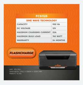 LIVFAST inverter with battery