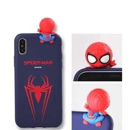 Marvel Spiderman iPhone X Case