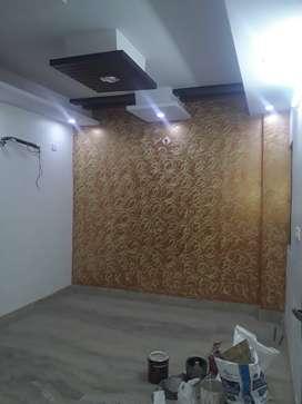 2 Bhk floor 60 Gaj with car Parking NEAR METRO WITH 90% LOAN