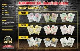 Buku Tulis Islami Adz-Dzahabi,