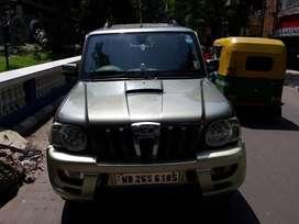 Mahindra Scorpio VLX 2WD BS-IV, 2013, Diesel