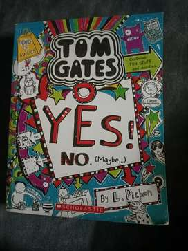 Tom gates yes or no