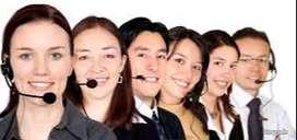 tele caller job vacancy is open female required