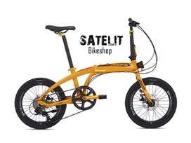Sepeda Lipat Seli Folding Bike Ukuran 20 Inch Pacific Noris RX dan RS