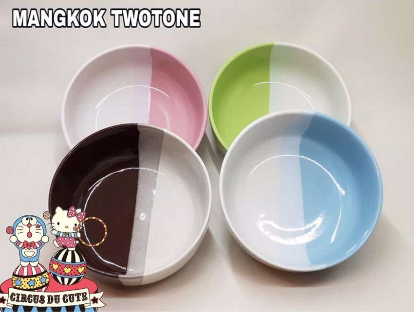 Mangkok Twotone 0