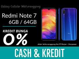 Xiaomi Redmi Note 7 6/64 Bisa Kredit Tanpa Bunga