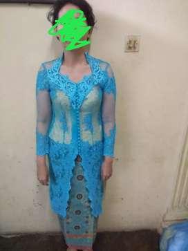 Dijual baju set kebaya pernikahan dan tunangan