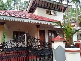 Villa  house for sale near kothamangalam town