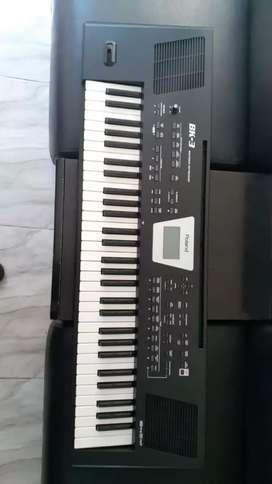 Keyboard Roland BK3 2nd Stockk