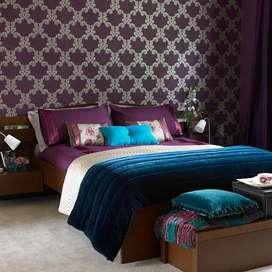 Beautiful Designs Wallpaper at best rate - Starting Rs. 700 per roll
