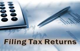 ITR ,GST,TAX FILE AND ALL TAX SERVICES AVAILABLE