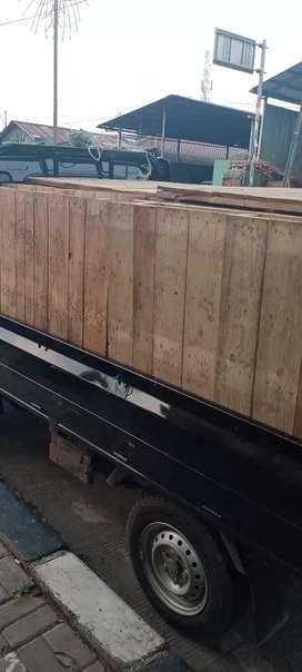 Palet rapet kayu jati belanda ex kargo logistik freeport 110x94