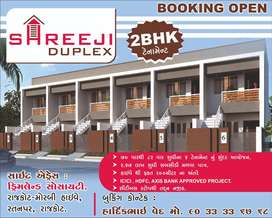 2BHK duplex for sell at Ratanpar,       Loanable upto 12.50 lac