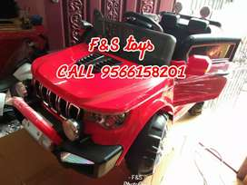 F&S kids electric brand new jeeps cars in lowest price