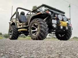 Varma Jeep modified