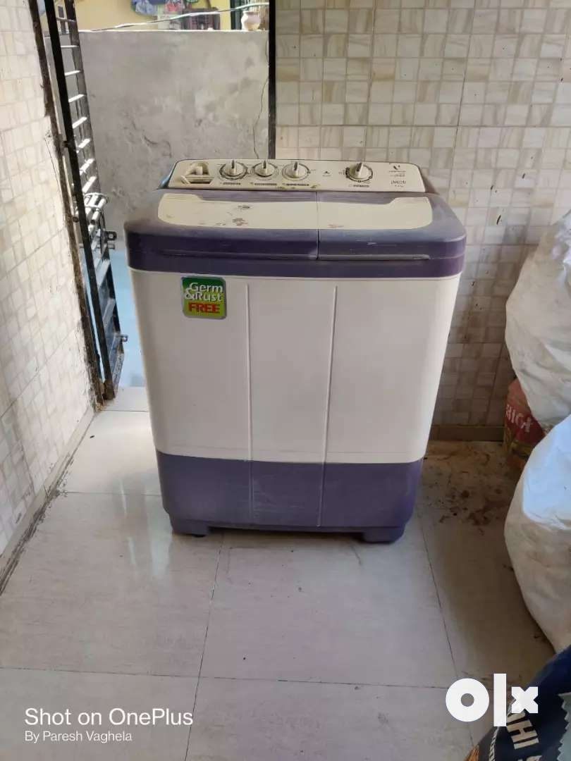 Semi washing machine 0