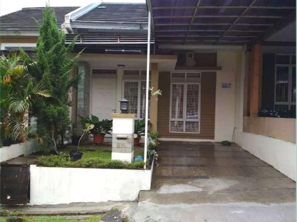 rumah bekas di bukit cimanggu city type 45 90 harga di bawah pasaran