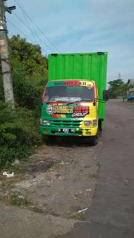 Truck box dutro 125 box jumbo