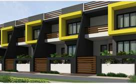 Covered Campus 3bhk Bungalow available on rental Basis only 4 family