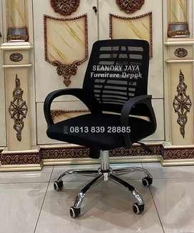 SEANDRY JAYA Furniture Depok/kursi kantor direksi/murah/belajar/meja