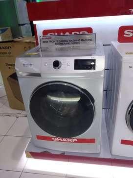 Mesin cuci Sharp ESFL1491XW