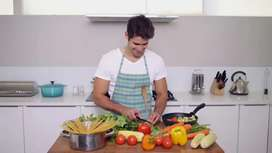 Urgent kitchen Helper is required for hotel (living and meals are free