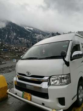 New Models Cars Hiace Grand cabin Suzuki Bolan coster Avilabl for rent