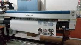 Dibutuhkan Operasional Mesin Digital Printing