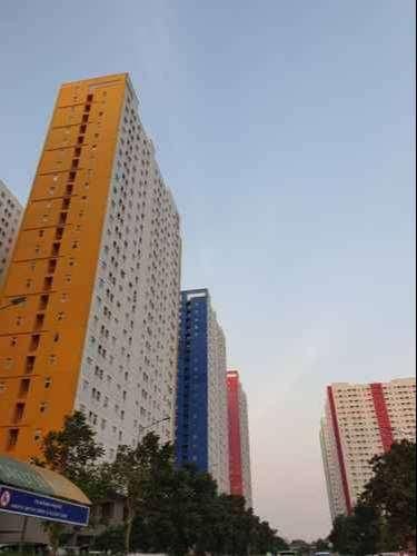 Apartemen type studio ada mall di hunian *Green Pramuka City-Jual/Sewa