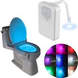 Motion Activated Led Toilet Bowl Light