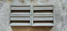 Roster / loster salipan beton murah