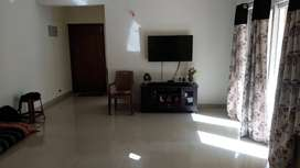 3 BHK, spacious, semi-furnished, very well ventilated, gated community