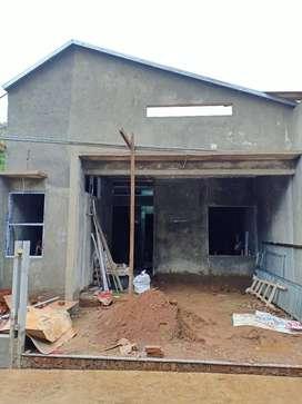 Dijual Rumah Baru Siap Huni Permana Citeureup dekat Alun2 Cimahi