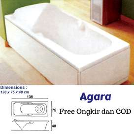 Bathtub Marbel Agara Free Ongkir Jabodetabek COD
