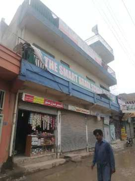 6 marla commercial Building for sale in Islamabad