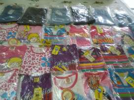 Kids tops and jeans