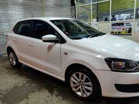 Polo 2013 Petrol 35000 Km Driven with gt alloy wheels.