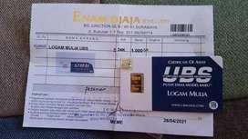 EMAS LOGAM MULIA UBS 1 GRAM