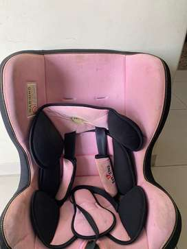 Baby car seat (1st step)