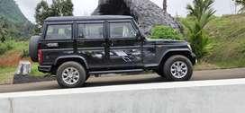 Mahindra Bolero SLX BS IV, 2009, Diesel