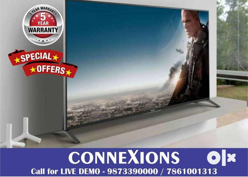 SONY LED TV 40 inch Smart TV 0