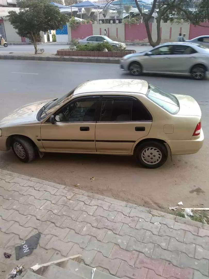Honda city 2001 exi read add first 0