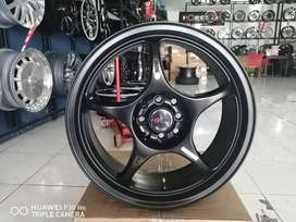 VELG RACING MODEL ENKEI HSR RING 17X75 PCD 8X100-114 TYPE SENSEI