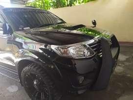 Toyota Fortuner TRD 2013
