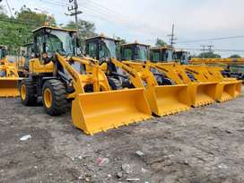 HARGA PROMO Wheel Loader Murah 0.8 - 1,1 m3 Kubik Yunnei Engine Turbo