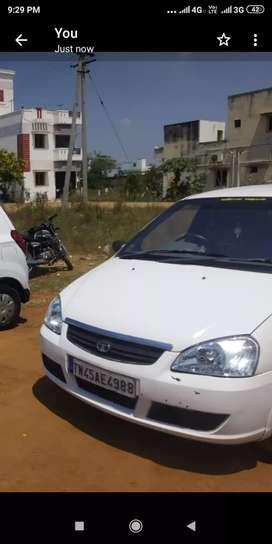 Tata Indica V2 2006 Diesel 150000 Km Driven