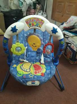 Fisher price imported craddle